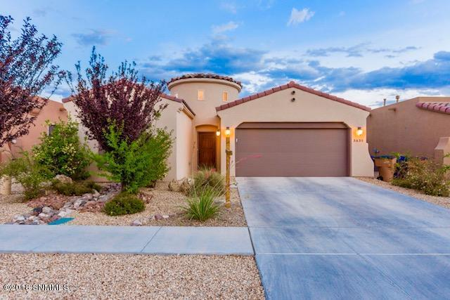 3630 Santa Sabina Avenue, Las Cruces, NM 88012 (MLS #1806727) :: Steinborn & Associates Real Estate