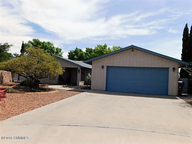 3448 Eastridge Road, Las Cruces, NM 88005 (MLS #1806873) :: Austin Tharp Team