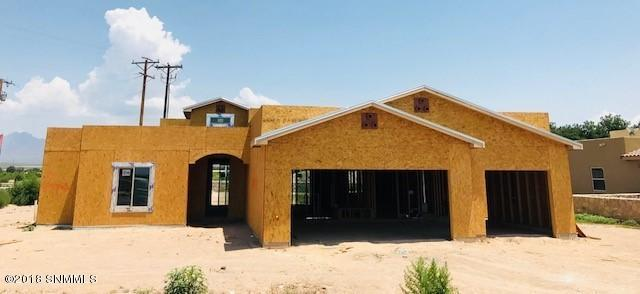 8303 Green Run, La Mesa, NM 88044 (MLS #1806958) :: Austin Tharp Team
