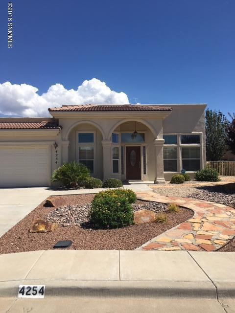 4254 Wildcat  Canyon, Las Cruces, NM 88011 (MLS #1807443) :: Steinborn & Associates Real Estate
