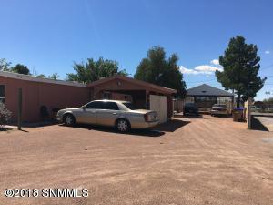 1417 N Mesquite Street, Las Cruces, NM 88001 (MLS #1807583) :: Steinborn & Associates Real Estate