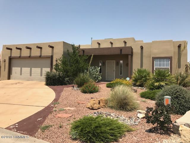 1127 Calle Vista Bella, Las Cruces, NM 88007 (MLS #1807661) :: Austin Tharp Team