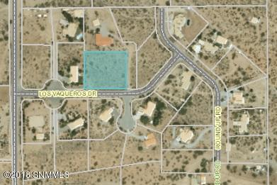 00000 Los Vaqueros Drive, Las Cruces, NM 88011 (MLS #1807777) :: Steinborn & Associates Real Estate