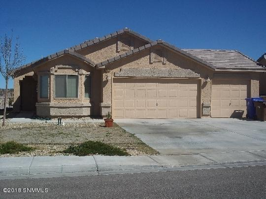 4573 Azure Hills Road, Las Cruces, NM 88011 (MLS #1807887) :: Austin Tharp Team