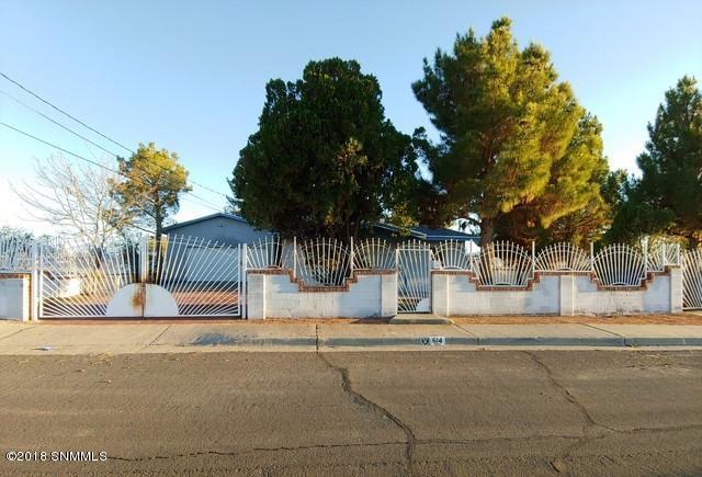 614 Juniper Avenue, Las Cruces, NM 88001 (MLS #1807927) :: Austin Tharp Team