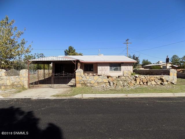 6006 Tannahill Drive, Dona Ana, NM 88032 (MLS #1807963) :: Steinborn & Associates Real Estate