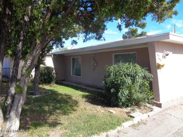 1030 N Mesilla Street, Las Cruces, NM 88005 (MLS #1807999) :: Steinborn & Associates Real Estate