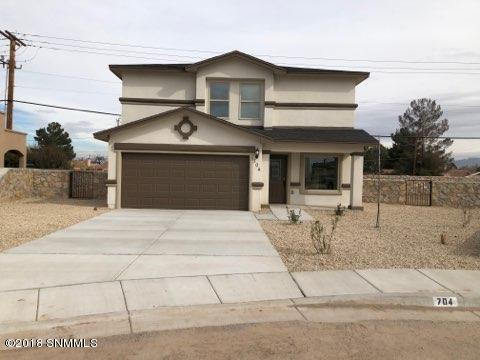 704 Sombrero Court, Las Cruces, NM 88007 (MLS #1808160) :: Steinborn & Associates Real Estate