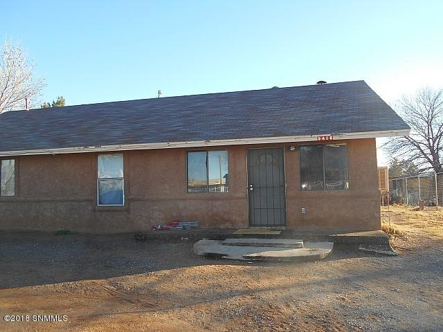 9406 Pluto Street, Las Cruces, NM 88012 (MLS #1808283) :: Steinborn & Associates Real Estate