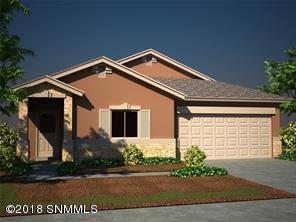 877 Holly Park Avenue, Santa Teresa, NM 88008 (MLS #1808329) :: Steinborn & Associates Real Estate