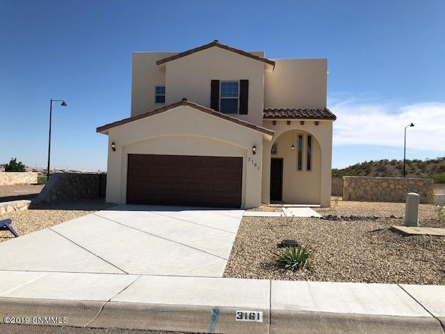 3161 Rio Arriza Loop, Las Cruces, NM 88012 (MLS #1808407) :: Steinborn & Associates Real Estate