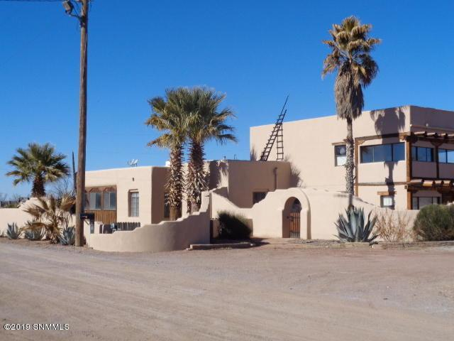 171 S Sunshine Lane, Mesquite, NM 88048 (MLS #1900042) :: Steinborn & Associates Real Estate