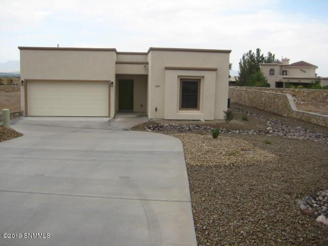 8271 Pissarro Drive, Las Cruces, NM 88007 (MLS #1900076) :: Steinborn & Associates Real Estate