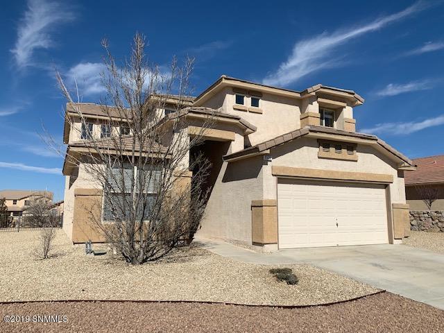 2522 Gila Bend Loop, Las Cruces, NM 88011 (MLS #1900510) :: Steinborn & Associates Real Estate