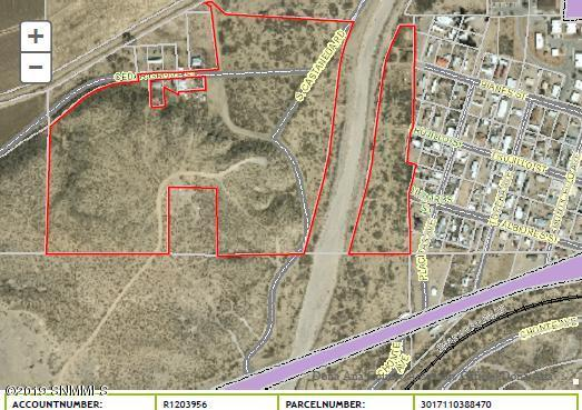 TBD Castaneda Road, Hatch, NM 87937 (MLS #1900627) :: Arising Group Real Estate Associates