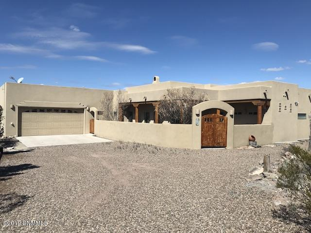 32 Lagrimas Road, Hillsboro, NM 88042 (MLS #1900798) :: Steinborn & Associates Real Estate