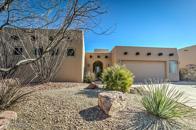 1900 Palm Canyon Drive, Las Cruces, NM 88011 (MLS #1901055) :: Arising Group Real Estate Associates