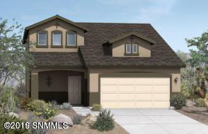 7033 Silver Spur, Las Cruces, NM 88012 (MLS #1901261) :: Steinborn & Associates Real Estate