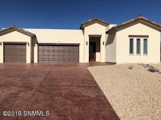 2468 Conchas Lane, Las Cruces, NM 88011 (MLS #1901448) :: Steinborn & Associates Real Estate
