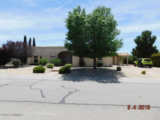 3970 Golondrina Ct. Court, Las Cruces, NM 88012 (MLS #1901458) :: Arising Group Real Estate Associates