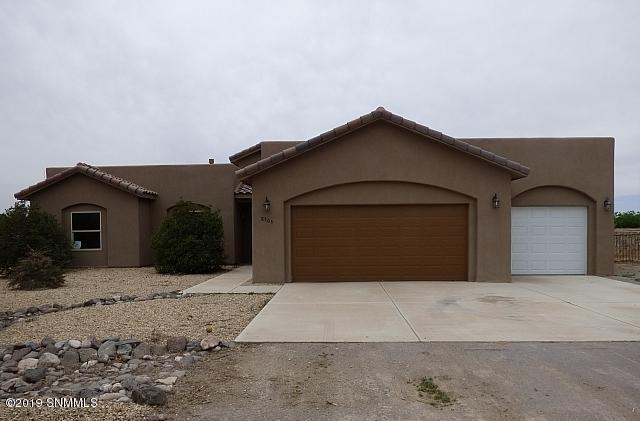 8306 Rancho Vista Loop, La Mesa, NM 88044 (MLS #1901472) :: Arising Group Real Estate Associates