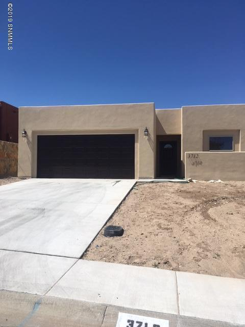 3712 Ascencion Circle, Las Cruces, NM 88012 (MLS #1901568) :: Arising Group Real Estate Associates