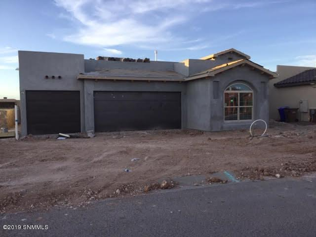 3699 Santa Cecilia Avenue, Las Cruces, NM 88012 (MLS #1901936) :: Steinborn & Associates Real Estate