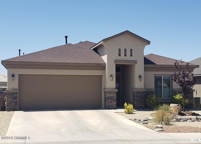 3006 Dos Vistas Avenue, Las Cruces, NM 88012 (MLS #1902068) :: Steinborn & Associates Real Estate