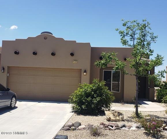 4230 Carefree Court, Las Cruces, NM 88012 (MLS #1902080) :: Steinborn & Associates Real Estate