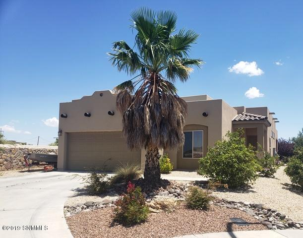4764 Radiant Court, Las Cruces, NM 88012 (MLS #1902081) :: Steinborn & Associates Real Estate