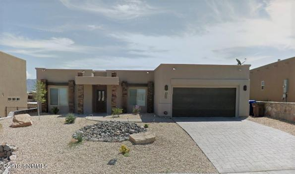 4316 Calle Bonita Lane, Las Cruces, NM 88011 (MLS #1902185) :: Steinborn & Associates Real Estate