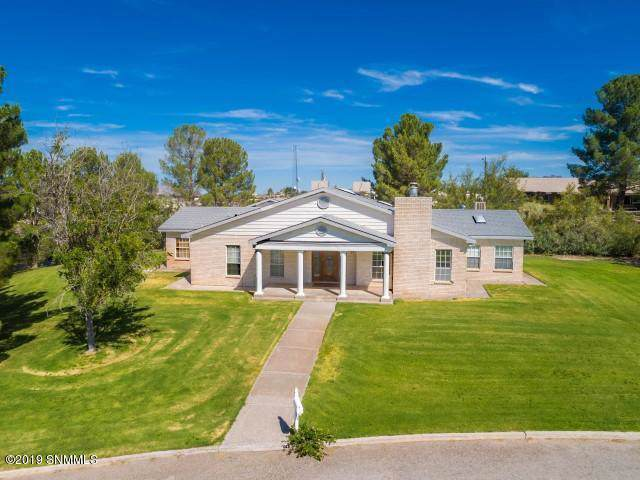 1905 San Acacio, Las Cruces, NM 88001 (MLS #1902686) :: Steinborn & Associates Real Estate