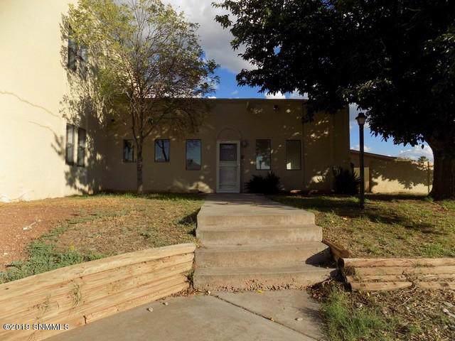 1308 Adams Avenue A, Alamogordo, NM 88310 (MLS #1902783) :: Steinborn & Associates Real Estate