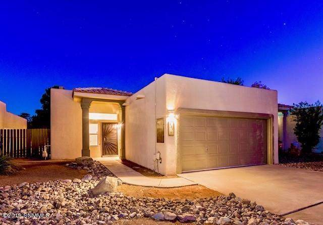 891 Chateau Drive, Las Cruces, NM 88005 (MLS #1903002) :: Steinborn & Associates Real Estate
