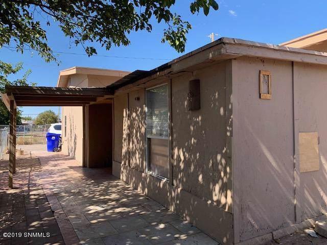 1031 1/2 Second Street, Las Cruces, NM 88005 (MLS #1903094) :: Steinborn & Associates Real Estate