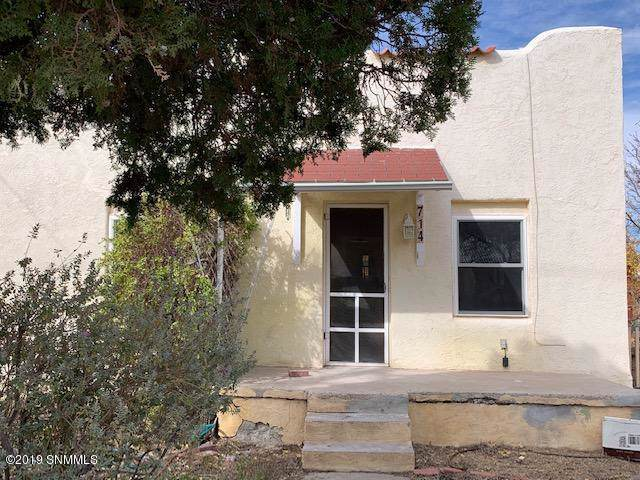 714 W Brown Road, Las Cruces, NM 88005 (MLS #1903203) :: Steinborn & Associates Real Estate