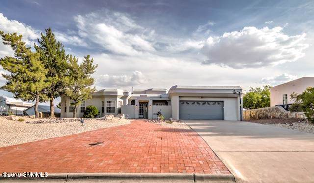 6565 Vista De Oro, Las Cruces, NM 88007 (MLS #1903244) :: Arising Group Real Estate Associates