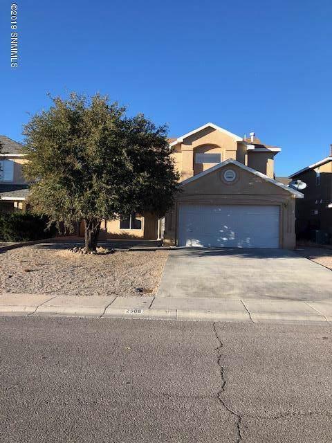 2908 Ancho Avenue, Las Cruces, NM 88007 (MLS #1903395) :: Steinborn & Associates Real Estate