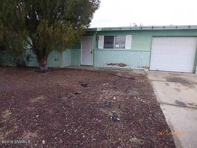 1512 Kilmer Street, Las Cruces, NM 88001 (MLS #1903415) :: Arising Group Real Estate Associates