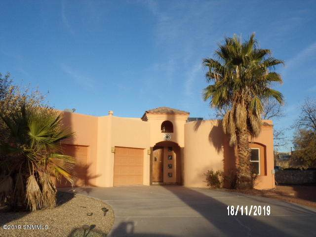 2341 Laguna Court, Las Cruces, NM 88005 (MLS #1903433) :: Arising Group Real Estate Associates