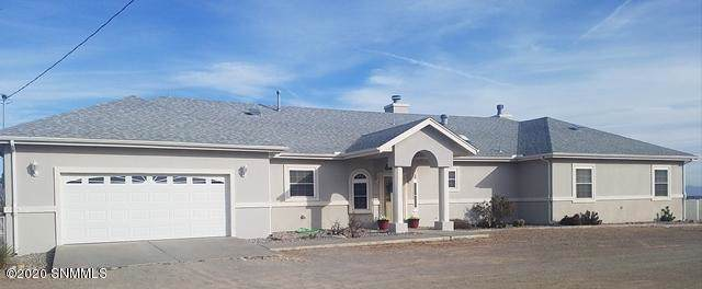 1072 La Quinta Street, Las Cruces, NM 88007 (MLS #2000136) :: Steinborn & Associates Real Estate