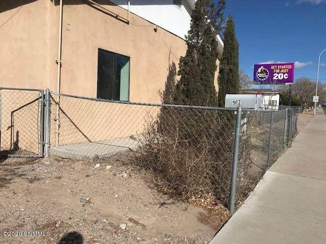 907 E Lohman Avenue, Las Cruces, NM 88001 (MLS #2000400) :: Arising Group Real Estate Associates