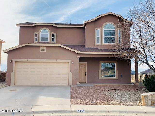 4731 Diamante Court, Las Cruces, NM 88012 (MLS #2000462) :: Better Homes and Gardens Real Estate - Steinborn & Associates