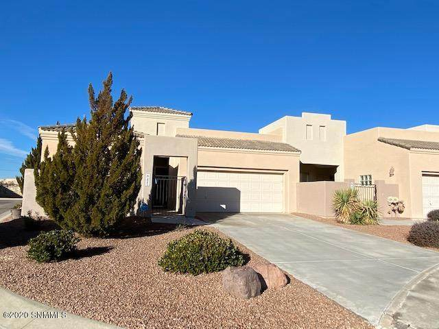 4061 Canterra Arc, Las Cruces, NM 88011 (MLS #2000599) :: Better Homes and Gardens Real Estate - Steinborn & Associates