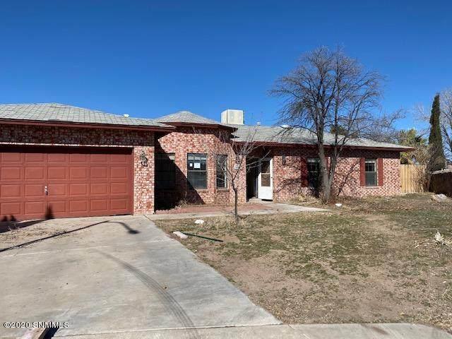 3460 Northridge Court, Las Cruces, NM 88005 (MLS #2000611) :: Steinborn & Associates Real Estate