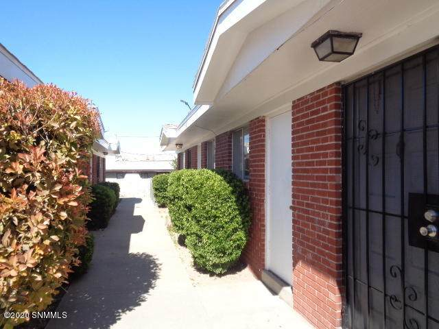 1700 Gladys Drive 1-6, Las Cruces, NM 88001 (MLS #2001292) :: Better Homes and Gardens Real Estate - Steinborn & Associates