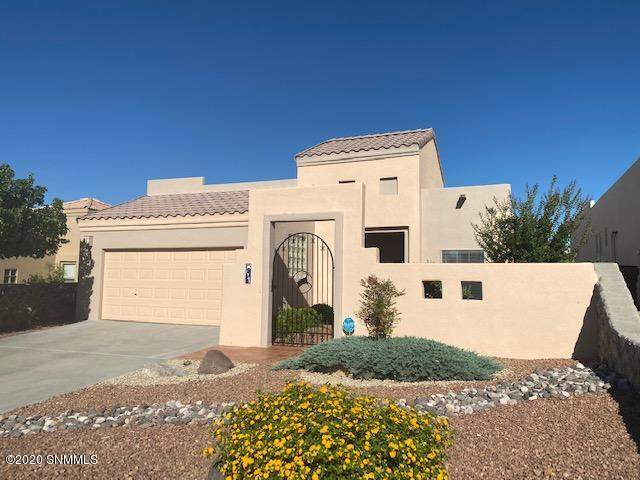 1747 Oro Piedras Drive, Las Cruces, NM 88011 (MLS #2001478) :: Better Homes and Gardens Real Estate - Steinborn & Associates