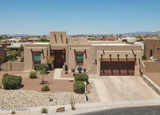 4468 Nambe Arc, Las Cruces, NM 88011 (MLS #2001510) :: Arising Group Real Estate Associates