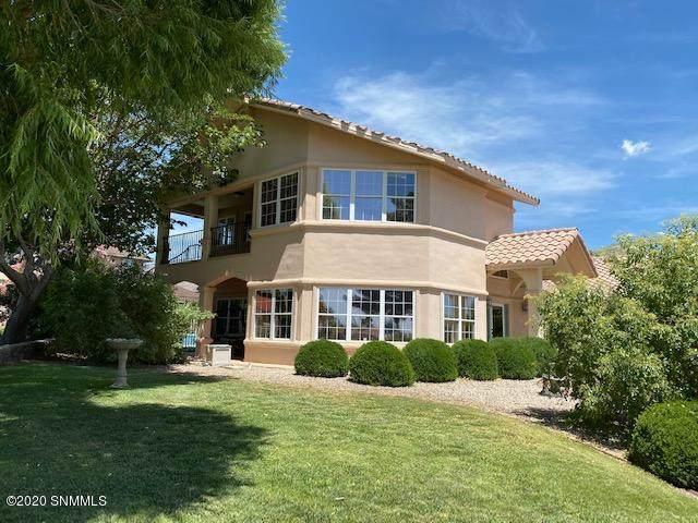 461 Desert Sun Court, Alamogordo, NM 88310 (MLS #2001516) :: Better Homes and Gardens Real Estate - Steinborn & Associates