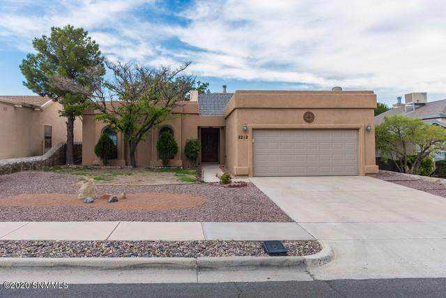 2262 Evening Star Avenue, Las Cruces, NM 88011 (MLS #2001745) :: Better Homes and Gardens Real Estate - Steinborn & Associates